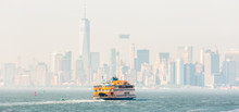 Staten Island Ferry And Lower ...