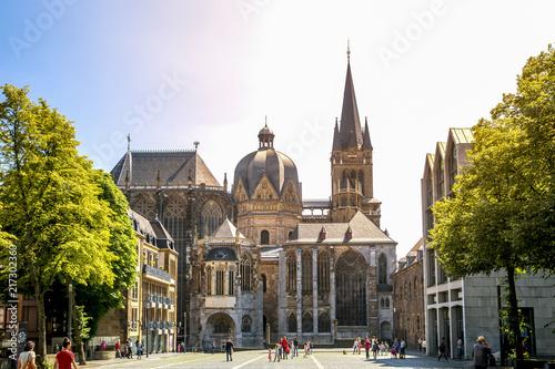 Photographie Aachen, Dom