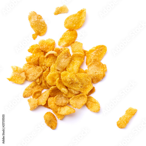 Hip of corn flakes