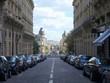 パリの通り道