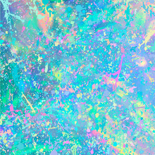 Opal Gemstone Background. Tren...