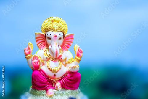 Fototapeta  lord ganesha , ganesh festival