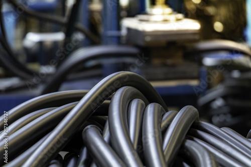 Fotomural rubber gasket