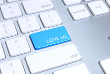 Love Is As Easy As Just One Click