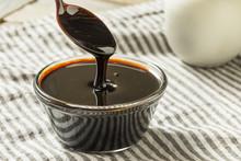 Organic Black Cane Sugar Molas...