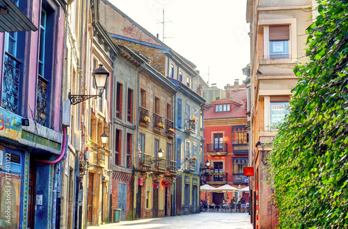 Oviedo, Capital of Asturias, Spain