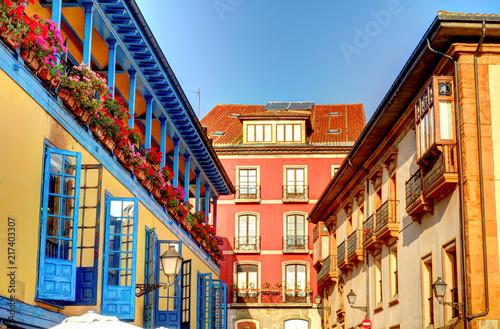 Photo Oviedo, Capital of Asturias, Spain