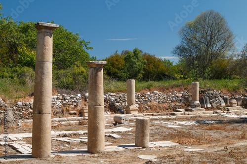 Foto op Aluminium Rudnes Ruins of the ancient Stratonicea town, Turkey