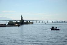 Fiscal Island, Guanabara Bay, ...