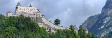 Hohenwerfen Castle And Fortres...