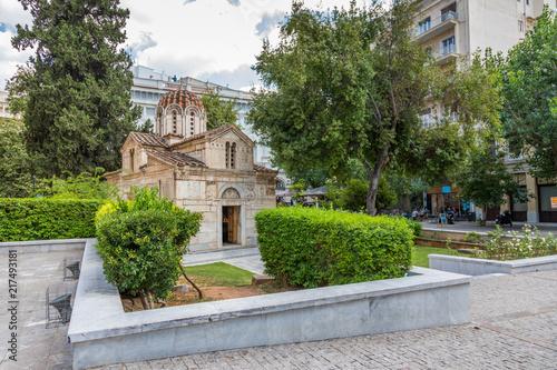 Église de la Panaghis Gorgoepikoou à Athènes