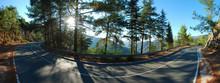 Beautiful Road In The Mountain...