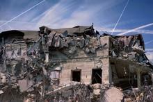 War Zone - Village After An Ai...
