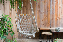 Hanging Rope Chair I