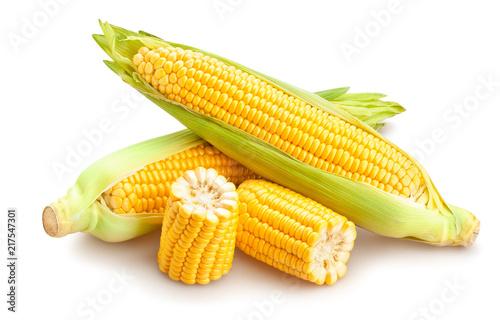 corn Billede på lærred