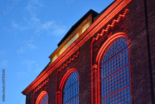 Obraz Manufaktura- Łódź, Polska - fototapety do salonu