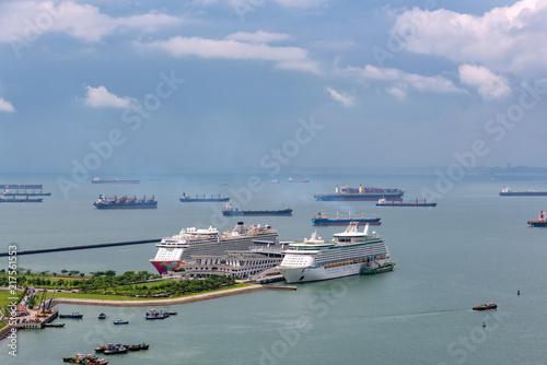 Photo  Cruise ship