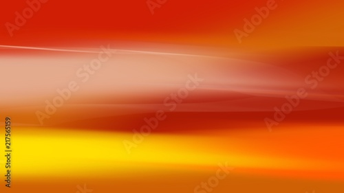 Photo  Abstract blurred gradient background in bright colors