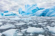Antarctica Beautiful Landscape...