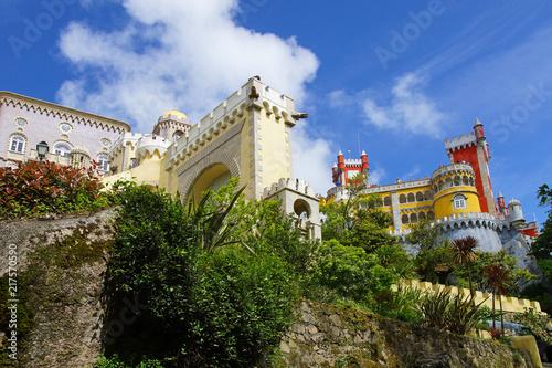 Fotografie, Obraz palais de Sintra