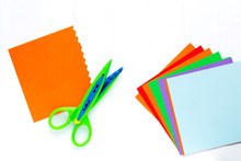 Color Paper For Origami Is A F...