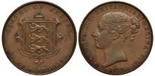Jersey Coin 1/13 One Thirteent...