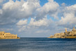 Valetta waterfront, shoreline