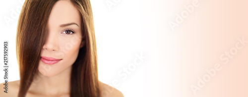 Asian Beauty Woman Skin Care Skincare Banner Panoramic Background Health Spa Concept Buy This Stock Photo And Explore Similar Images At Adobe Stock Adobe Stock