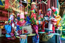 Mamulengo Puppet In Olinda, Pe...