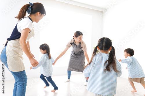 Photo 幼稚園・遊戯の時間