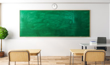 Luxury Classroom Interior