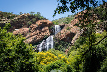 Waterfall In The Walter Sisulu...
