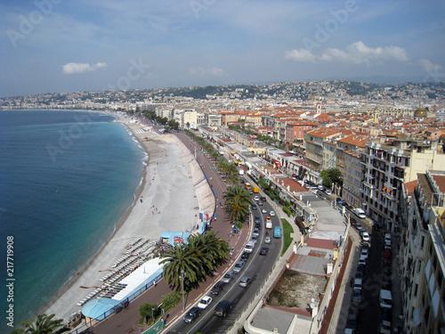 Foto op Plexiglas Nice Nice, France