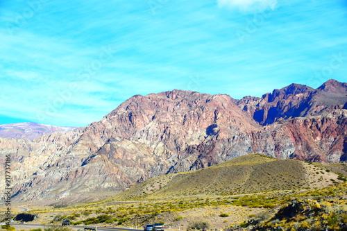 Keuken foto achterwand Turkoois nature