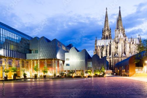 Foto Dom und Museum in Köln