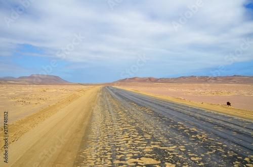 Fotografering  Verso l'infinito e oltre nel deserto di Atacama