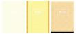 Light Orange vector background for books.