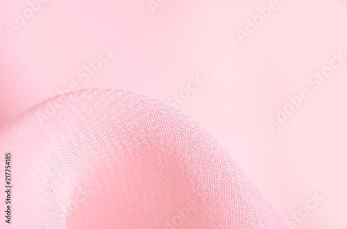 Garden Poster Pink fabric material texture macro blur background