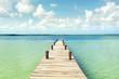 """""""Kaan Luum"""" lagoon dock"""