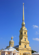Peter And Paul Cathedral Archi...
