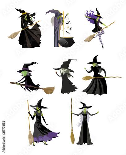 Foto wicked witch villain