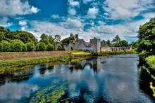 The Desmond Castle In Adare Be...