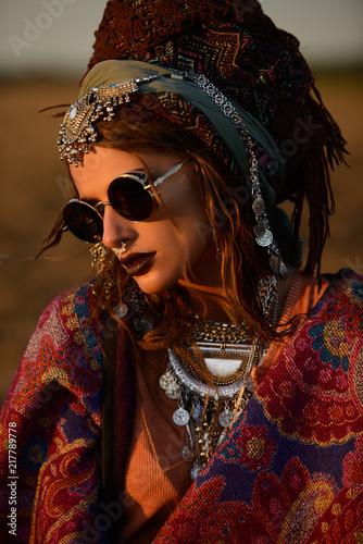 Poster Gypsy spirit of freedom