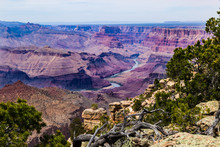 Eastern Grand Canyon, Viewed F...