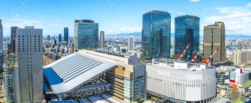 Photo 大阪 都市風景