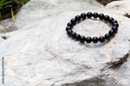 Foto The Onyx Stone Bracelet