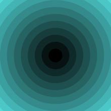 Kreise Mit Farbverlauf Schwarz...