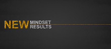 Text New Mindset New Results O...