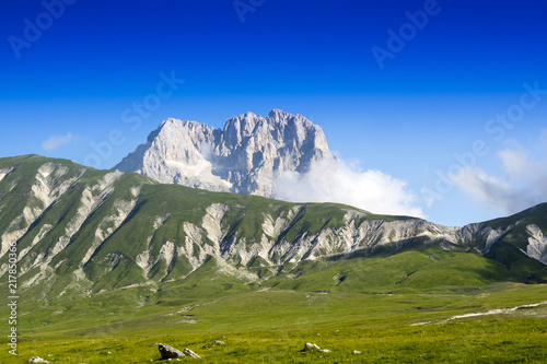 Fotografia, Obraz Gran Sasso d'Italia