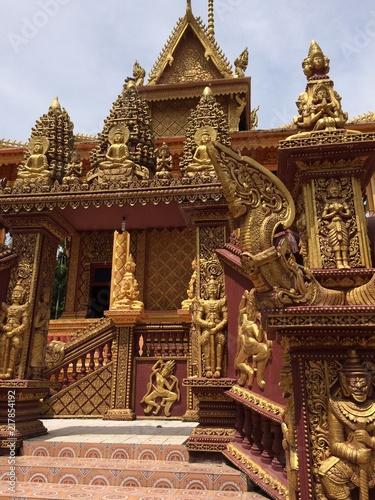 Foto  Vietnamesischer Tempel